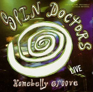 Homebelly Groove...Live album cover