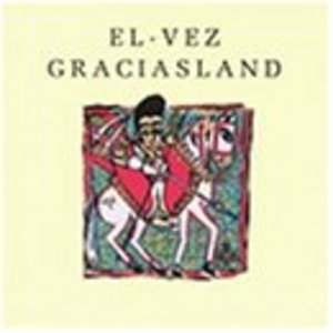 Graciasland album cover
