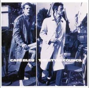 Cafe Bleu album cover