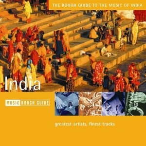 The Rough Guide To The Music Of India album cover