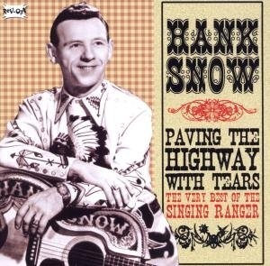 Paving The Highway With Tears album cover