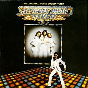 Saturday Night Fever  (The Original Movie Soundtrack) album cover
