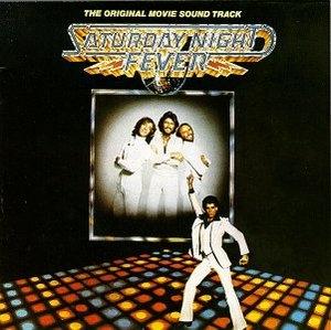 Saturday Night Fever  (The Original Movie Soundtrack) album cover