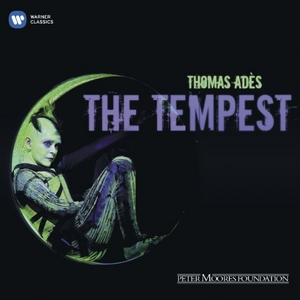 Thomas Ades: The Tempest album cover