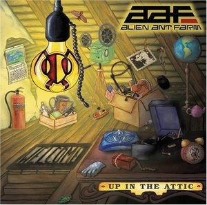 Up In The Attic album cover