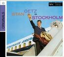 Stan Getz In Stockholm album cover