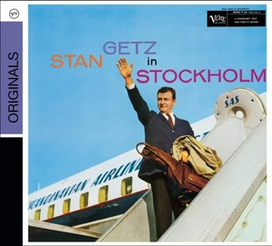 Stan Getz In Stockholm album cover