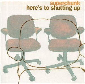Here's To Shutting Up album cover