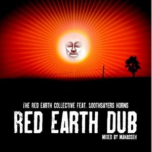Red Earth Dub album cover