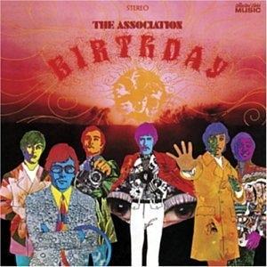 Birthday album cover