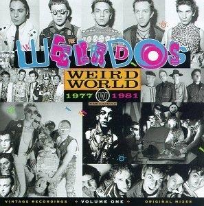 Weird World album cover