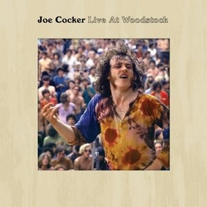 Live At Woodstock album cover
