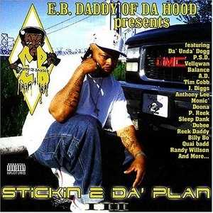 Stickin 2 Da Plan, Vol. 3 album cover
