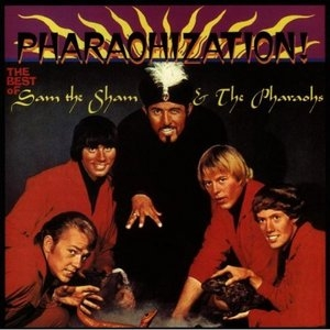 Pharaohization: The Best Of album cover