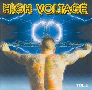 High Voltage Vol.1 album cover