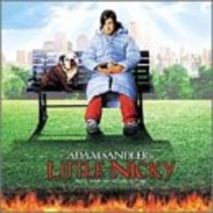 Little Nicky (Music From The Motion Picture) album cover