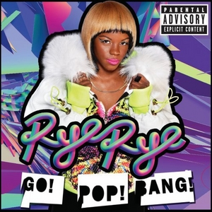 Go! Pop! Bang! album cover