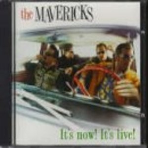 It's Now! It's Live! album cover