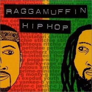 Raggamuffin Hip Hop album cover