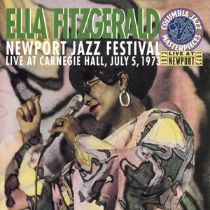 Newport Jazz Festival Live At Carnegie Hall album cover