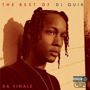 The Best Of DJ Quik: Da Finale album cover