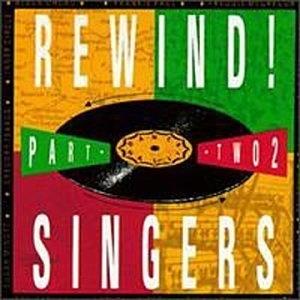 Rewind! Part Two: Singers album cover