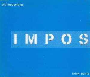 4 Song Brick Bomb album cover