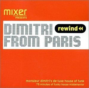 Monsieur Dimitri's De-Luxe House Of Funk album cover
