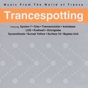 Trancespotting album cover