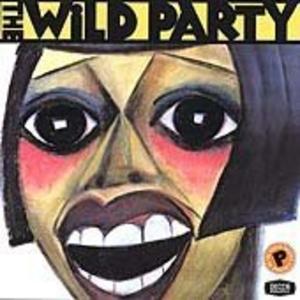 The Wild Party (2000 Original Cast) album cover