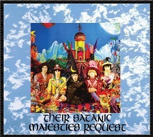 Their Satanic Majesties Request album cover