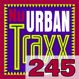 ERG Music: Nu Urban Traxx, Vol. 245 (February 2018) album cover