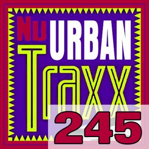 ERG Music: Nu Urban Traxx, Vol. 245 (Feb... album cover