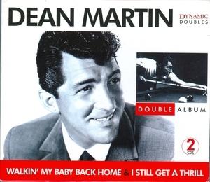Walkin' My Baby Back Home & I Still Get A Thrill album cover