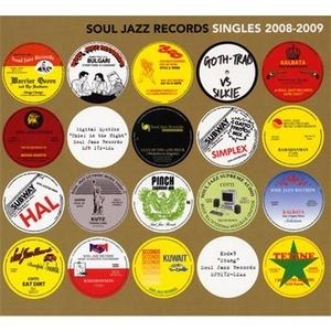 Soul Jazz Records Singles 2008-2009 album cover