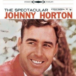 The Spectacular Johnny Horton (Exp) album cover
