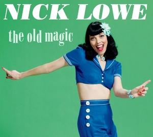 The Old Magic album cover