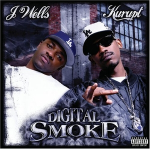 Digital Smoke album cover