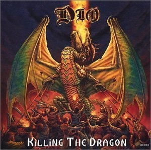 Killing The Dragon album cover