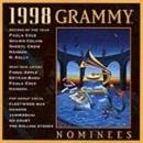 1998 Grammy Nominees album cover