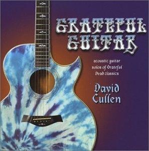Grateful Guitar: Acoustic Guitar Solos Of Grateful Dead Favorites album cover