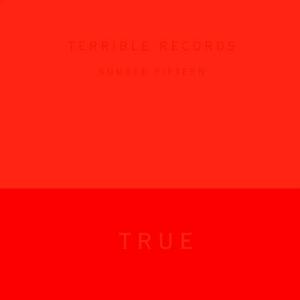 True (EP) album cover