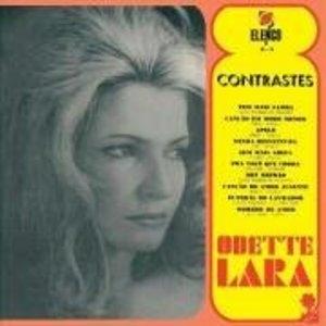 Odette Lara: Serie Elenco album cover