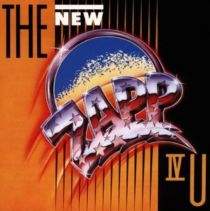 New Zapp IV U album cover
