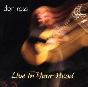 Live In Your Head album cover