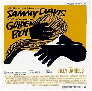 Golden Boy (1964 Original Broadway Cast) album cover