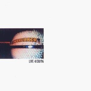 Live 4-30-96 album cover