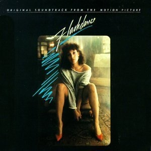 Flashdance: Original Motion Picture Soundtrack album cover