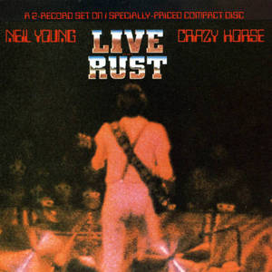 Live Rust album cover