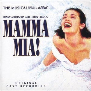 Mamma Mia! (1999 Original London Cast) album cover